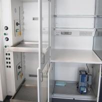 System DELTA 30 Labspine Dezentrale Versorgung