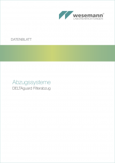 Datenblatt Filterabzug