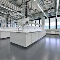 Laboreinrichtung Labor Standbrücke