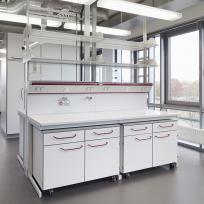 """Biotechnicum, Forschungsgebäude """"Centrum Industrielle Biotechnologie"""" (CIB) – Fachhochschule Lübeck"""