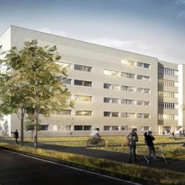 Neubau by WWU Münster