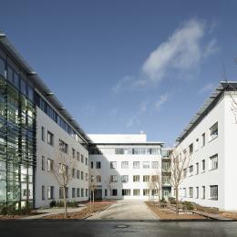 Neubau Zentrum für Biomedizinische Forschung, Ulm, Oberer Eselsberg