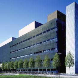 Walther-Hempel-Bau Technische Universität Dresden