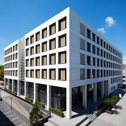 Laborgebäude für das Forschungszentrum CECAD an der Universität zu Köln und Uniklinik Köln