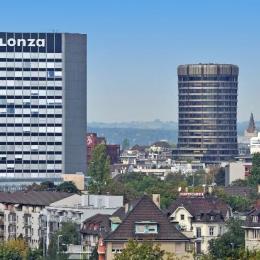 Lonza Basel by sfr