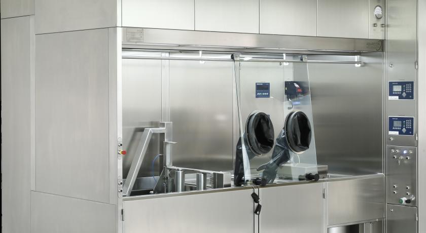 Laboratory System Abarcon