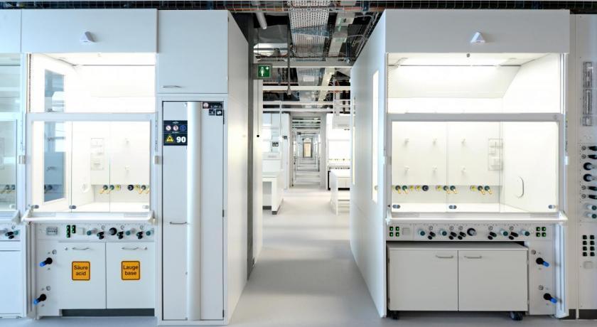 Laboreinrichtung Hohenheim