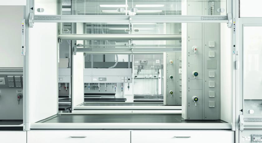 Laboreinrichtung Frankfurt